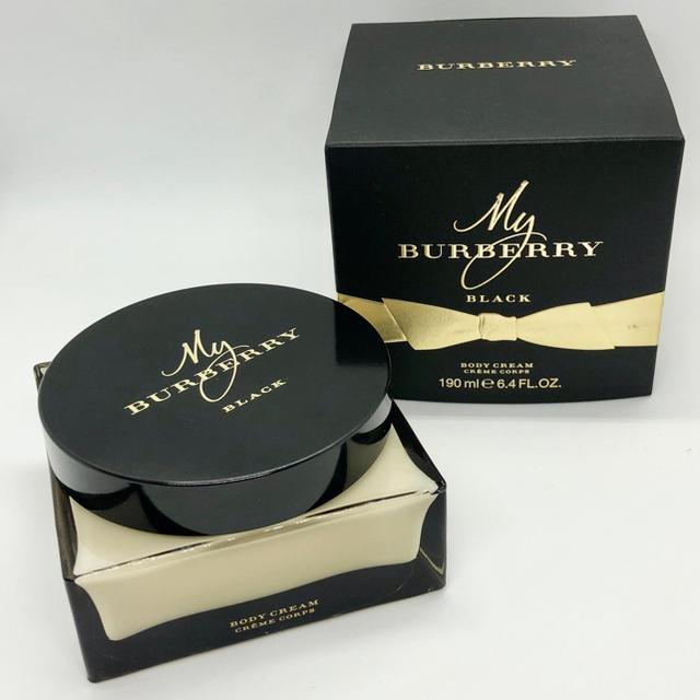 BURBERRY(バーバリー)のマイバーバリー ブラック ボディクリーム 190ml バーバリー コスメ/美容のボディケア(ボディクリーム)の商品写真
