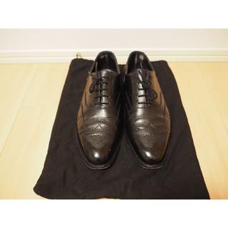 ジョンロブ(JOHN LOBB)のJOHN LOBB 5E ジョンロブ HEATH ブラックグレインレザー(ドレス/ビジネス)