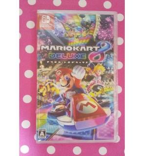 マリオカート 8 デラックス 任天堂Switch 未使用品