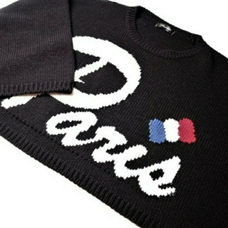 新品 Cruffin Paris Knit Sweater