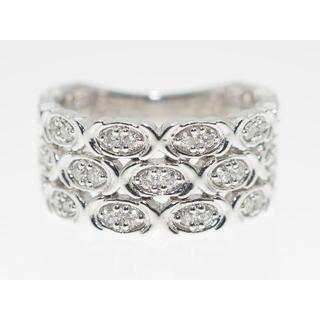 【0.500Cts】PT900 ダイヤモンドリング【サイズ直し無料】(リング(指輪))