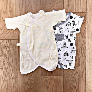 コムサイズム(COMME CA ISM)のベビー服セット(ロンパース)