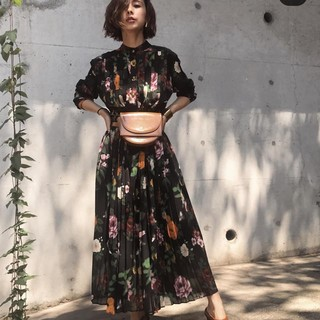 Ameri VINTAGE - Ameri VINTAGECOCO FLOWER DRESS