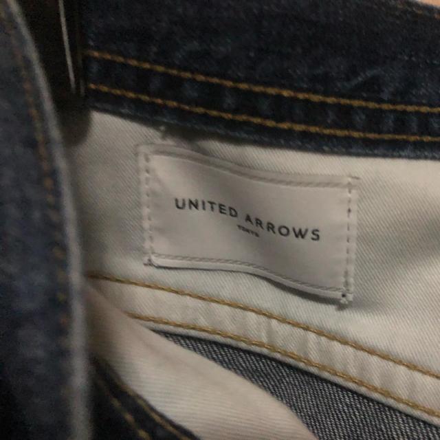 UNITED ARROWS(ユナイテッドアローズ)のユナイテッドアローズ ジーンズ パンツ レディースのパンツ(デニム/ジーンズ)の商品写真