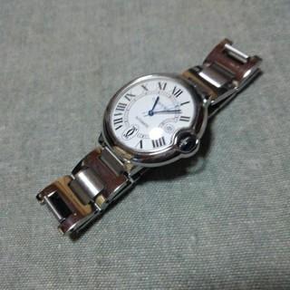 自動巻き ビッグフェイス メンズ 腕時計
