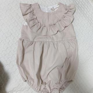 キャラメルベビー&チャイルド(Caramel baby&child )のハンドメイド ロンパース(ロンパース)