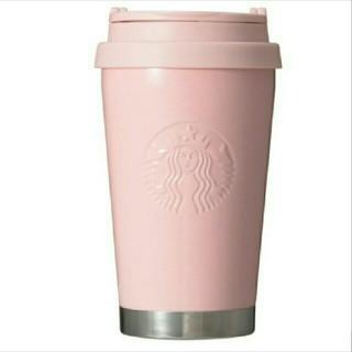 Starbucks Coffee - スターバックス ステンレス ToGoロゴ タンブラー パールピンク
