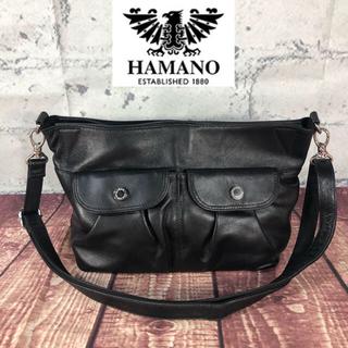 ハマノヒカクコウゲイ(濱野皮革工藝/HAMANO)の濱野/HAMANO 2way バッグ(ショルダーバッグ)