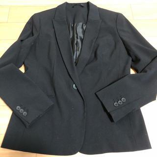 ジーユー(GU)のGU*黒ジャケット(テーラードジャケット)