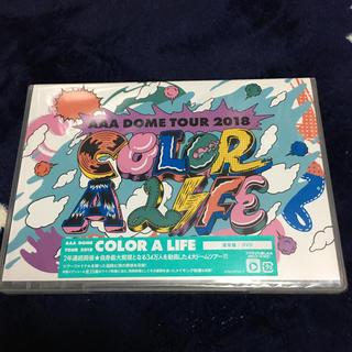 AAA -   AAA DOME TOUR 2018 2枚組DVD 新品未開封スマプラ付