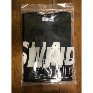 wind and sea Hoodie biotop 福岡限定 黒 L Tシャツ
