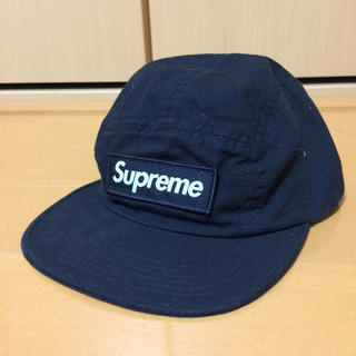 Supreme - supreme metal d-ring camp cap