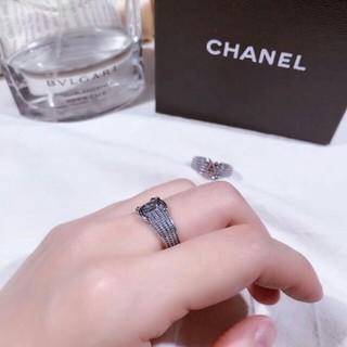 シャネル(CHANEL)のCHANEL シャネル リング 指輪 美品 レディース(リング(指輪))