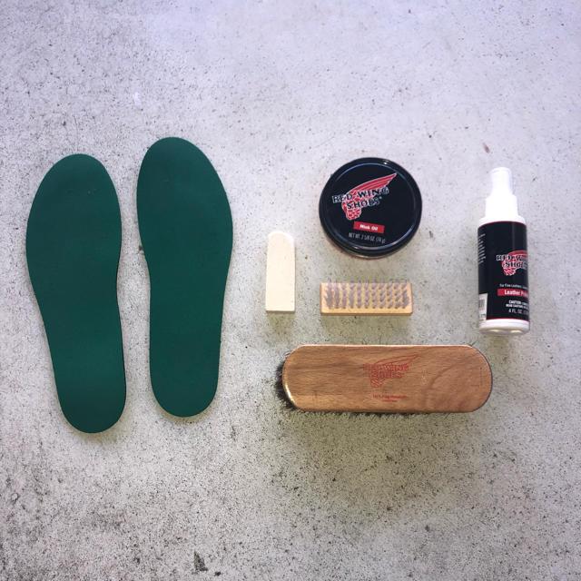 REDWING(レッドウィング)のレッドウィング スペンコ メンテナンスキット レッドウイング REDWING メンズの靴/シューズ(ブーツ)の商品写真