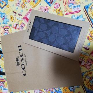コーチ(COACH)のCOACH F33750 シグネチャー スマホケース☆正規品(iPhoneケース)