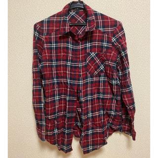 イング(INGNI)のINGNI チェックシャツ(シャツ/ブラウス(長袖/七分))