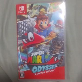 Nintendo Switch - スーパーマリオ オデッセイ ニンテンドースイッチ