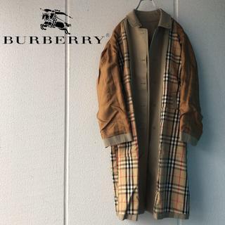 BURBERRY - バーバリープローサム ステンカラーコート バーバリーズ Burberrys