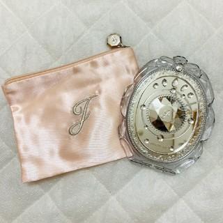 JILLSTUART - 【新品・未使用】JILLSTUART ジルスチュアート 鏡 ポーチ ミラー