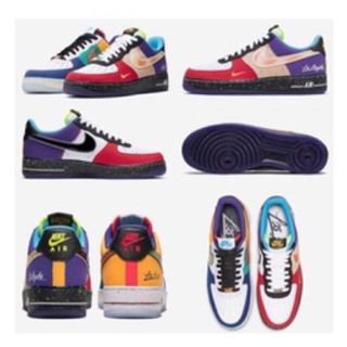 ナイキ(NIKE)のNIKE AIR FORCE1 WHAT THE LA 28.0cm(スニーカー)