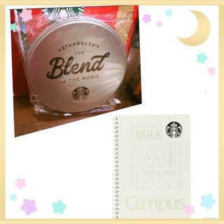 Starbucks Coffee - スターバックス ♡ ノート&ステッカー
