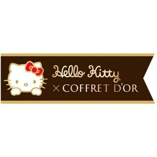 コフレドール(COFFRET D'OR)のCOFFRET D'OR×HELLO KITTY🖤限定コラボバッグ(トートバッグ)