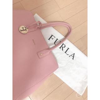 Furla - FURLA レザートートバック