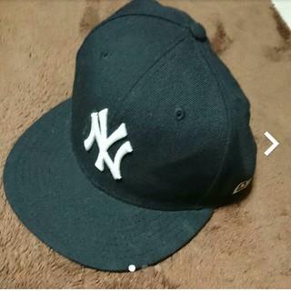 ニューエラー(NEW ERA)のニューエラ キャップ 帽子 黒 緑(キャップ)
