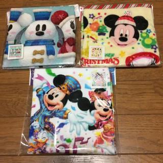 Disney - ディズニー タオルまとめ売り クリスマス 35周年