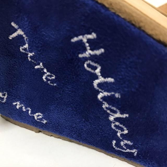 casiTA(カシータ)のカシータ♡スウェード調 厚底サンダル  レディースの靴/シューズ(サンダル)の商品写真