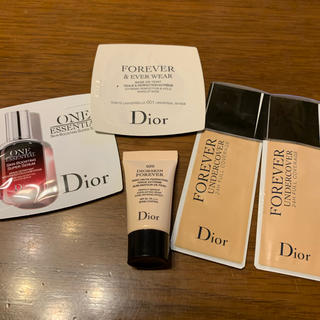 ディオール(Dior)のDior サンプル(サンプル/トライアルキット)