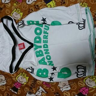 ベビードール(BABYDOLL)のベビードール100(Tシャツ/カットソー)