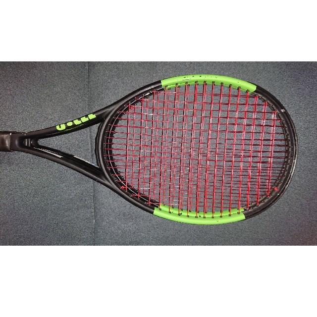 wilson(ウィルソン)のテニスラケット Wilson blade98S CV 2本セット スポーツ/アウトドアのテニス(ラケット)の商品写真