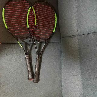 wilson - テニスラケット Wilson blade98S CV 2本セット