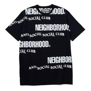 NEIGHBORHOOD - 希少コラボ XL NEIGHBORHOOD × ASSC★黒 Tシャツ