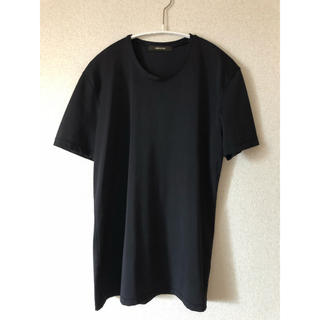 COMME CA MEN - COMME CA MEN ブラック色 半袖Tシャツ