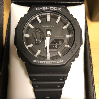 G-SHOCK - GA-2100 CASIO G-SHOCK