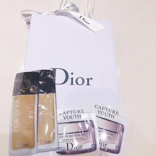 ディオール(Dior)のDior 試供品セット(サンプル/トライアルキット)