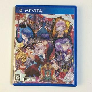 PlayStation Vita - スイートクラウン 午前三時のオカシな道化師