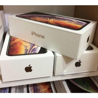 iPhone - iPhoneXS Max 256GB SIMフリー 未使用 ゴールド