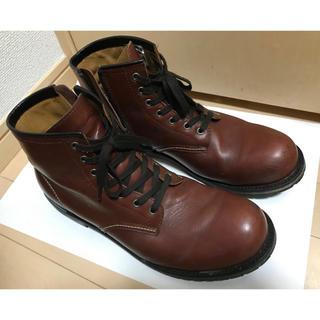 レッドウィング(REDWING)のハイカットブーツ 赤茶(ブーツ)