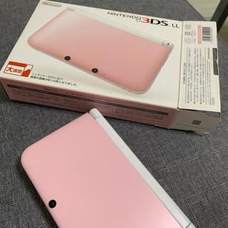 3DS LL ピンク 任天堂