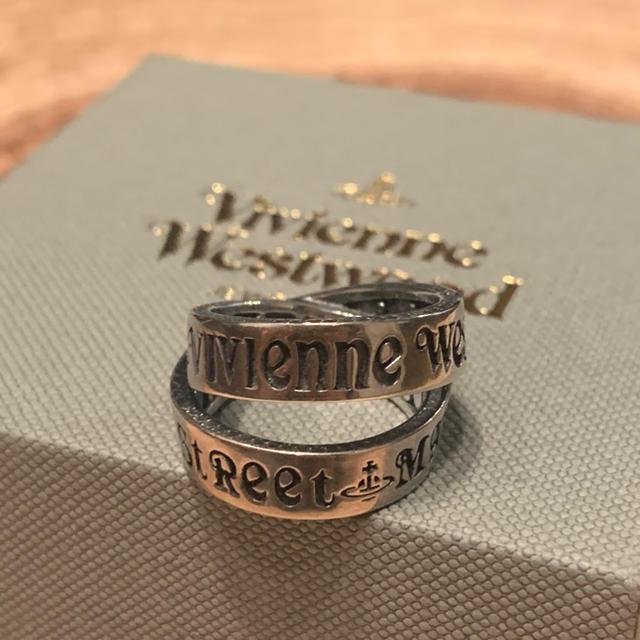 Vivienne Westwood(ヴィヴィアンウエストウッド)の《Vivienne Westwood》指輪 XSサイズ レディースのアクセサリー(リング(指輪))の商品写真
