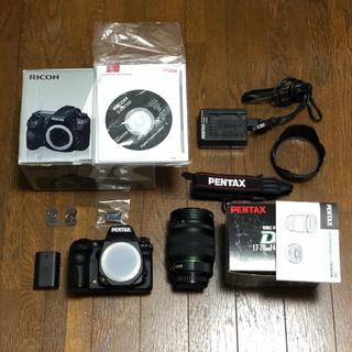 PENTAX - PENTAX K-3、DA17-70mm f4