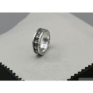 クロムハーツ(Chrome Hearts)のK112クロムハーツクロスリング(リング(指輪))
