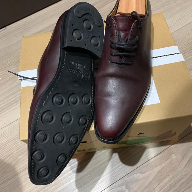YANKO(ヤンコ)のバーウィック  berwick ホールカット メンズの靴/シューズ(ドレス/ビジネス)の商品写真