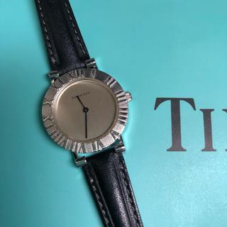 ティファニー(Tiffany & Co.)のティファニー レディース腕時計アトラス(腕時計)