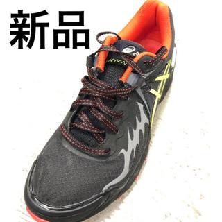 アシックス(asics)の【新品】トレランシューズ25.0cm(スニーカー)