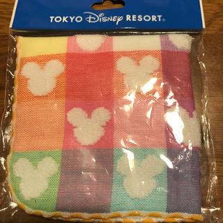 Disney - ミッキーミニタオル