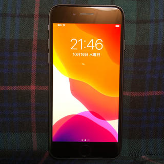 iPhone - au iPhone8 64GB 【SIMロック解除済】